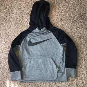 Nike Dri-Fit Hooded Sweatshirt - Size X-Small